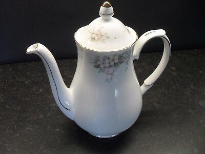 Duchess Lansbury Vintage Coffee Pot English Bone China Collectable Retro