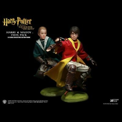 Harry Potter - My Favourite Movie Actionfiguren 1:6 - Quidditch-Doppelpack Potte