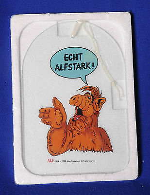 Alf (TV Show) Glass Window Hang(er) - German
