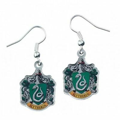 Harry Potter - Ohrringe Slytherin Wappen
