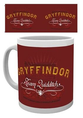 Harry Potter - Tasse - Gryffindor Team Quidditch
