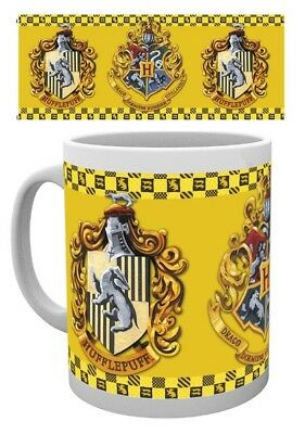 Harry Potter - Tasse - Hufflepuff
