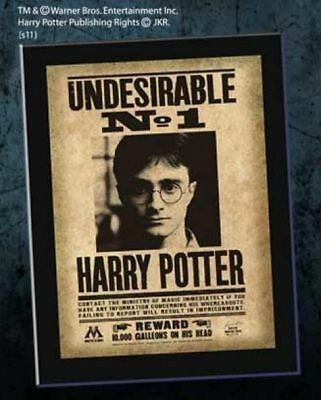 Harry Potter - Undesirable No.1