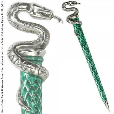 Harry Potter – Slytherin Stift – versilbert