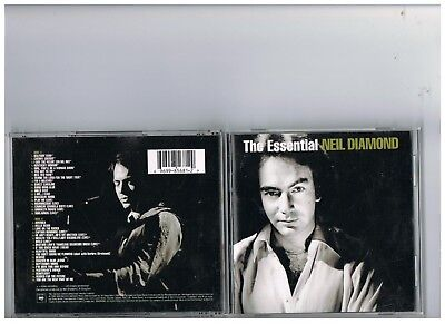 Neil Diamond 2 Cd Set. Collection..the Very Best Of.greatest Hits.essential