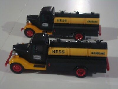 Vintage 1980 The First Hess Truck (two)