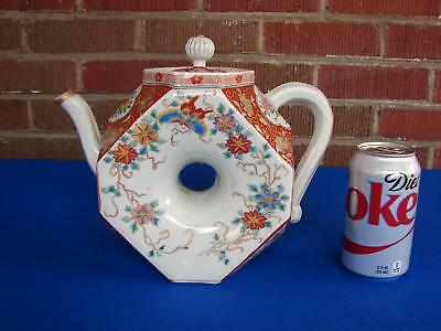 Antique Japanese Or Chinese Imari Teapot