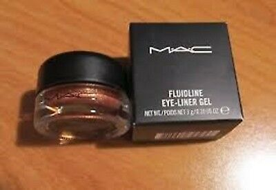 MAC Cosmetics Fluidline Eye Liner Gel 3g Copperthorn \ BNIB \ UK Seller