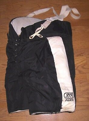 DR PANTA Hockey Goalie Ice Black Pants 44 SIZE Large