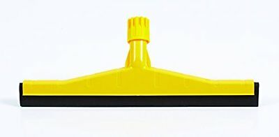 Professional Hard Floor Cleaning Squeegee Head For Tiles, Concrete, Wood And
