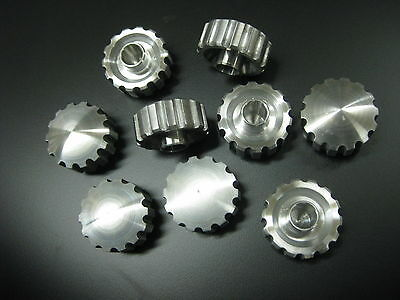 BILLET ALUMINUM KNOBS for your UNISAW  - FREE FREIGHT