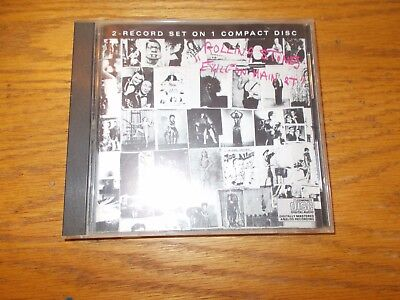 The Rolling Stones Cd Exile On Main Street