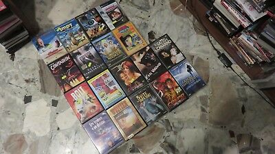 Lotto - Stock Film DVD / 22 DVD originali usati