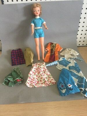 Ideal Tammy Doll With Clothes