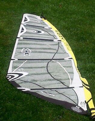 2004 Ezzy Wave 4.0 Special Edition Windsurfing Sail