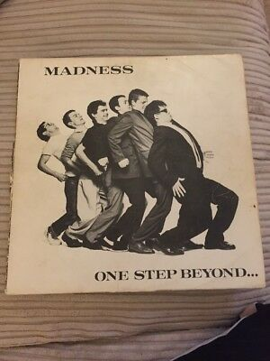Madness - One Step Beyond LP 1979