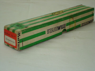 Set of 6 Stahlwille Stabil 22a/6 AF Ring Spanners