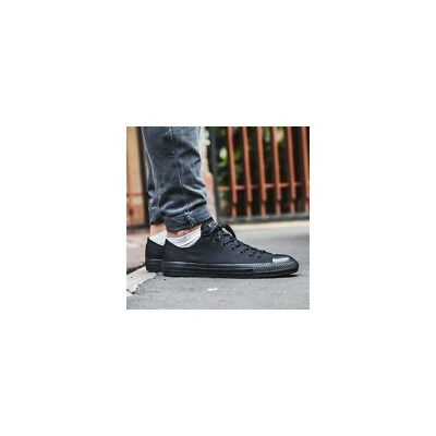 CHAUSSURES CONVERSE Chuck Taylor ALL STAR, Basses, Noires Mono, M5039