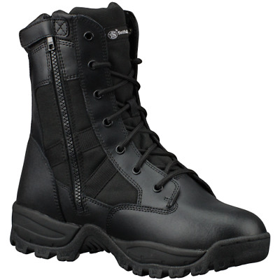 Smith And Wesson Footwear Breach 2.0 Waterproof 9 Blk 8 Wide
