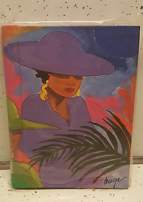 African American Expressions Address Book/Black Americana AB07/Hat