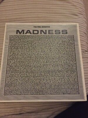 """Madness - The Peel Sessions 12"""" Vinyl 1986"""