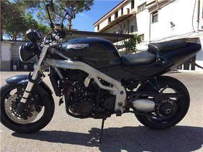 , triumph speed triple 955