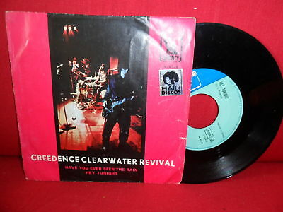 1971 CREEDENCE CLEARWATER REVIVAL Have You Ever 7/45 PORTUGAL RARE Roots Rock