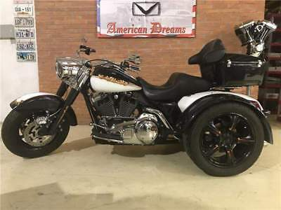 Harley-Davidson Road King Trike manhattan