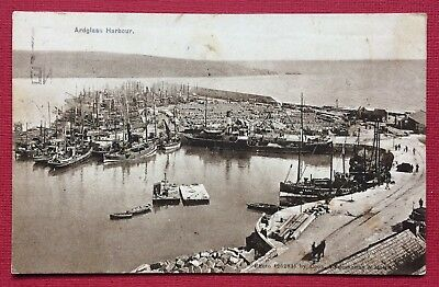 Ardglass Harbour, Pu Milligan, Printed, Posted1932