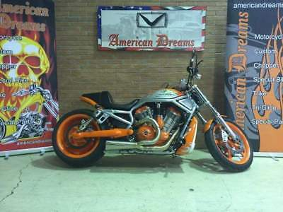 Harley-Davidson V-Rod V-Rod Screaming Eagle 300 post