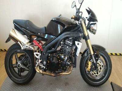 TRIUMPH Speed Triple 1050 Export price www.actionbike.it