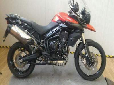 TRIUMPH Tiger 800 www.actionbike.it export price