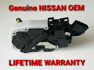 2008 - 2014 Nissan Murano Front Door Lock Actuator Left Driver LIFETIME WARRANTY