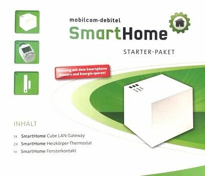 mobilcom smarthome starter paket ovp neu eur 35 00. Black Bedroom Furniture Sets. Home Design Ideas
