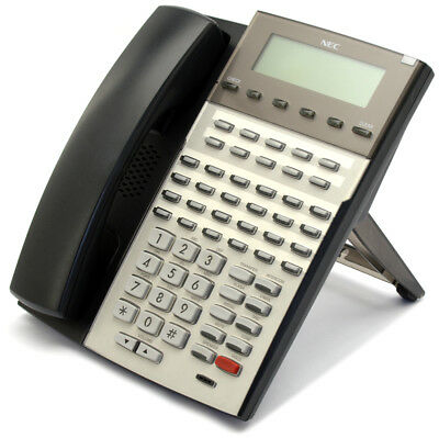 NEC DSX 34B BL Display Tel (BK) Telephone Phone Black 1090021