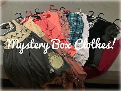 Mystery Surprise Clothes Women's Size (M)