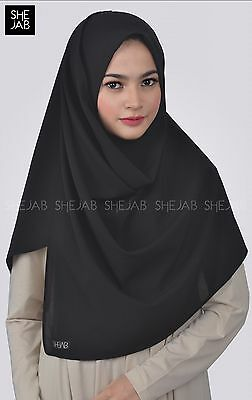 Instant Hijab No Pin Required Made In Indonesia