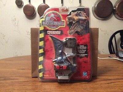 Jurassic Park 3 Pteranodon Electronic Mini-Action Game