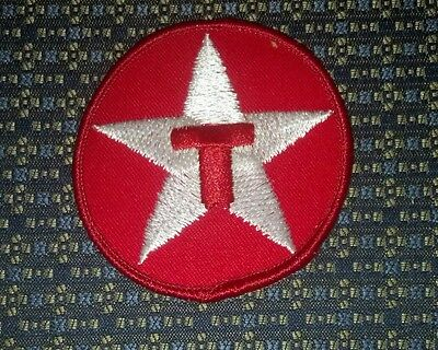 TEXACO (GAS STATION) Iron or Sew-On Patch