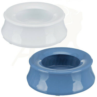 Trixie Dog Swobby Plastic Bowl Great for travelling & cars, rim prevents spills