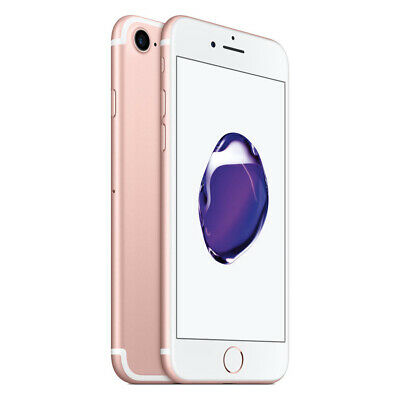 Apple iPhone 7 32GB Factory Unlocked - Rose Gold Smartphone A1660 32 GB LTE