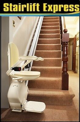 Brand New Brooks Straight Stairlift - fitted with 12 month warranty!!!