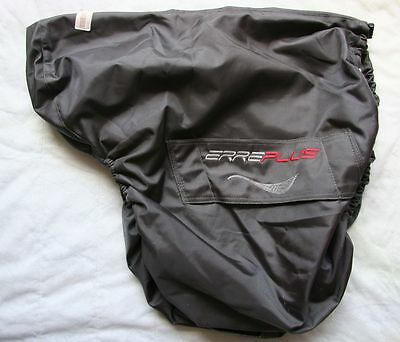 ERREPLUS Saddle Cover NEW / gray TOP / HIGH PROTECTION