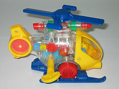 Jack 'n' Jill Wind Up Helicopter (ages 3+)