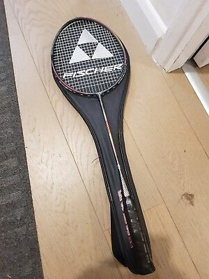 Fischer Power Badminton Racket Vintage