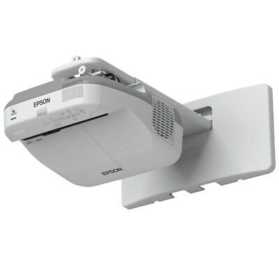 Epson EB-680 ULTRA SHORT THROW XGA 3500 ANSI, NETWORK, (V11H746553)