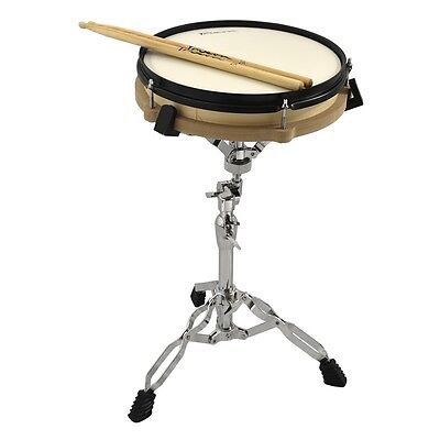 Trixon Acoustic Tuneable Drummers Practice Pad w/Stand