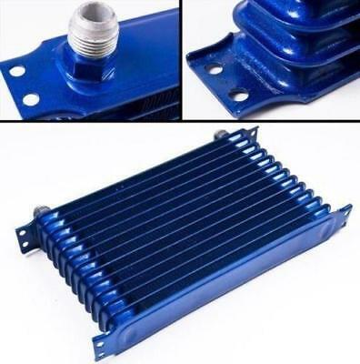 Sport|Rally|Racing 13 Row Aluminum Universal Engine Transmission Oil Cooler
