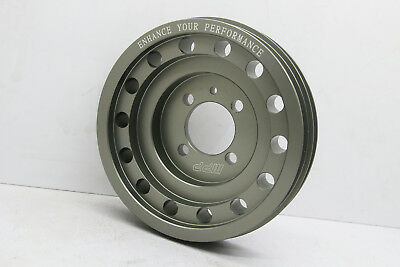 NEW~ DD Lightweight Crank Pulley|Suitable For Lancer EVO 1 2 3 Galant VR-4 4G63T