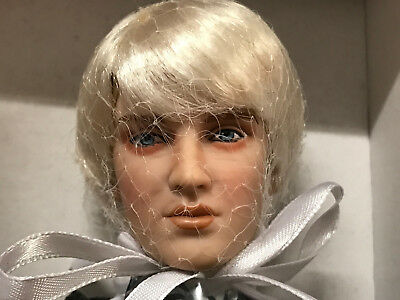 Tonner DRACO MALFOY from Harry Potter Collection bad boy platinum hair NRFB New